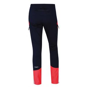 Women outdoor pants Husky Kix L neon pink, Husky
