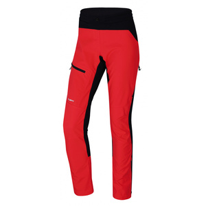 Women outdoor pants Husky Kix L neon pink