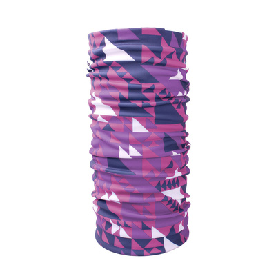 multifunctional kerchief Husky Printemp pink triangle, Husky