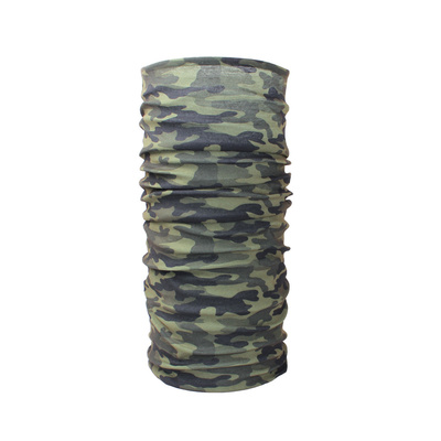 Multifunction kerchief Husky Printemp dark camouflage, Husky