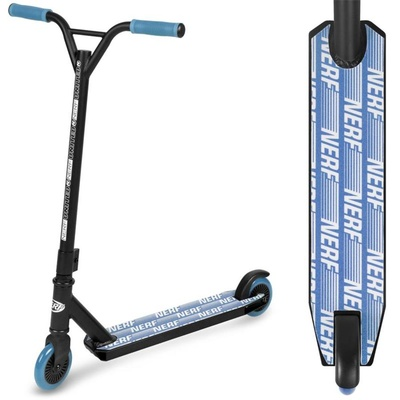 Freestyle scooter Spokey HASBRO STRIKE NERF black and blue, Spokey