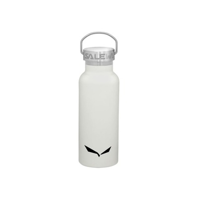 Bottle Salewa Valsura Insulated 0.45L white, Salewa