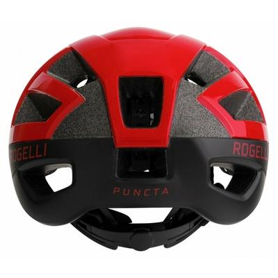Helmet Rogelli PUNCTA, black-red ROG351057, Rogelli