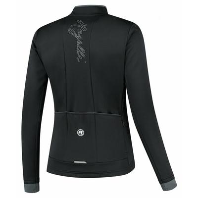 Women's winter jacket Rogelli Essential black ROG351096, Rogelli