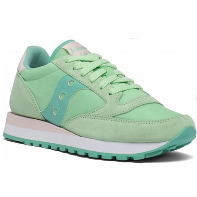 Women Saucony Jazz Original Mint / Green, Saucony