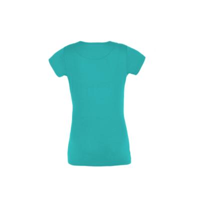 T-Shirt Functional Furry lady menthol (canoe), Direct Alpine