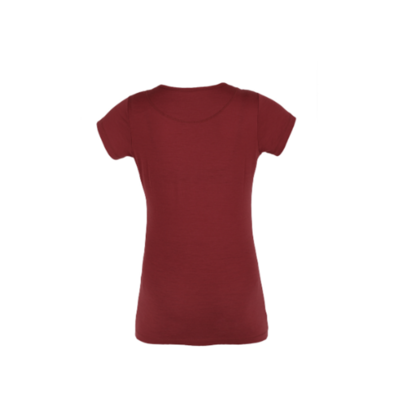 T-Shirt Functional Furry lady rosewood (spine), Direct Alpine