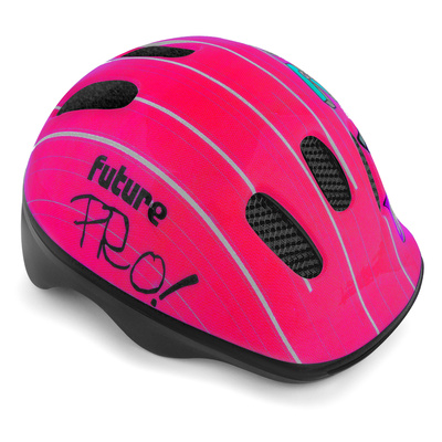 Children's cycling helmet Spokey BIKER FUTURE PRO 49-56 cm, Spokey