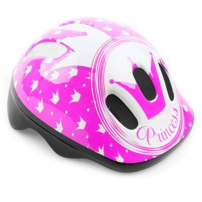 Children's cycling helmet Spokey BIKER ROYALTY 44-48 cm, Spokey