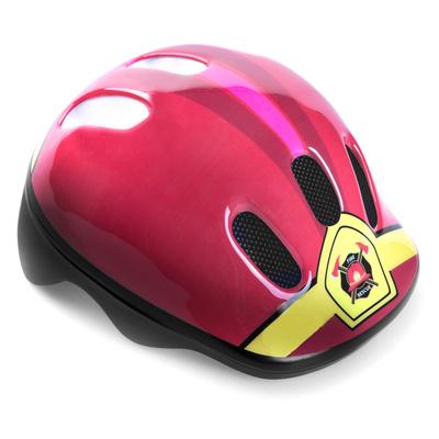 Spokey BIKER FIREMAN Children's bicycle helmet 44-48 cm, Spokey