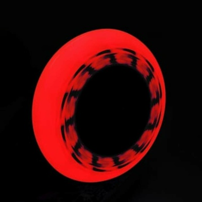 Set of Wheels Tempish FLASHING 80x24 85A red, Tempish