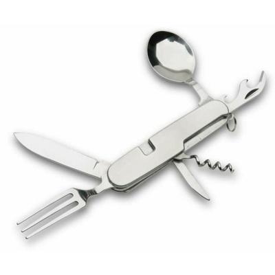 Knife and cutlery Ferrino COLTEL LO CON POSATE