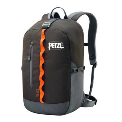 Climbing backpack PETZL Bug 18 l grey, Petzl