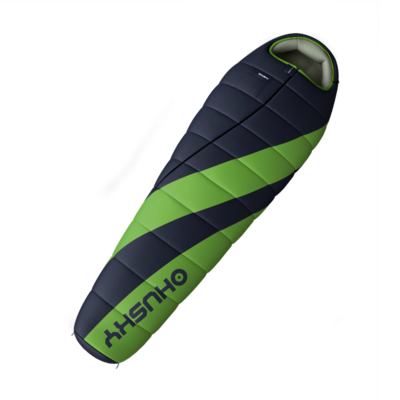 Sleeping bag Husky Extreme Espace -6°C green, Husky