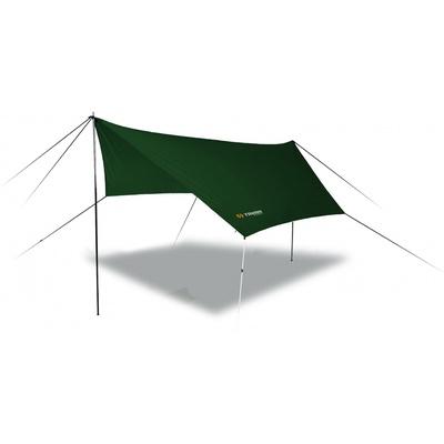 Beach tent Trimm Trace One dark olive, Trimm