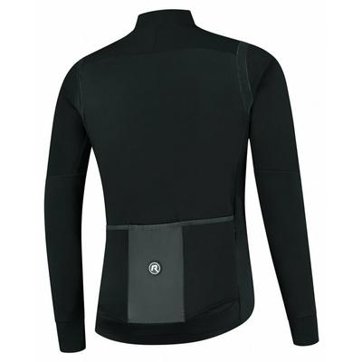 Men ultralight cycling jacket Rogelli Infinite without insulation Black ROG351047, Rogelli
