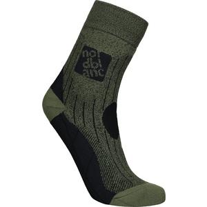 Compression sports socks NORDBLANC Starch NBSX16379_KHM, Nordblanc
