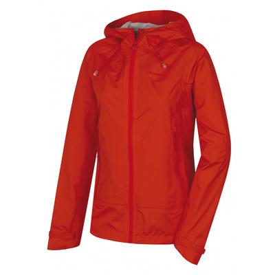 Women outdoor jacket Husky Lamy L Red