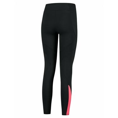 Women's insulated running pants Rogelli Enjoy black-gray-pink ROG351108, Rogelli