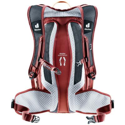 Women's cycling backpack Deuter Compact EXP 12 sienna / redwood, Deuter