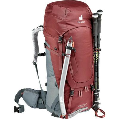 Backpack Deuter Aircontact 40 + 10 SL 40 + steel / midnight, Deuter