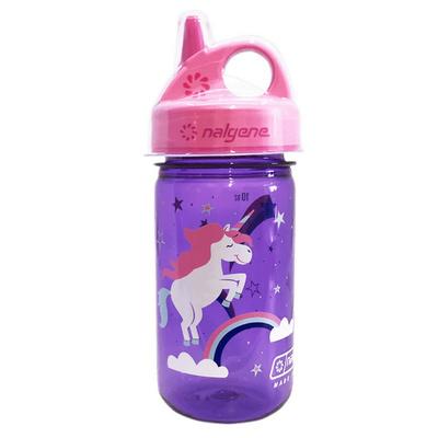 Bottle Nalgene Grip and Gulp purple / pink unicorn, Nalgene