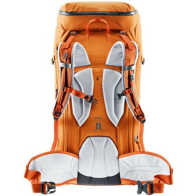 Women's backpack Deuter Freescape Pro 38+SL mandarine-saffron, Deuter