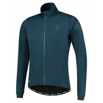 Men softshell light jacket Essential blue, Rogelli