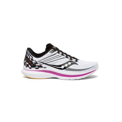 Women's running shoes Saucony Kinvara 12 Reverie white, Saucony