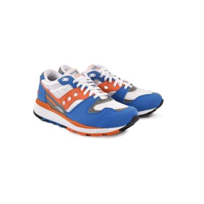 Men's shoes Saucony Azura orange / blue / gray, Saucony