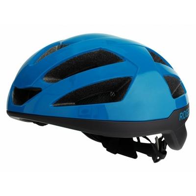 Helmet Rogelli PUNCTA, black and blue ROG351058, Rogelli