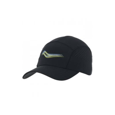Cap Saucony Outpace Hat-Black Screenprint