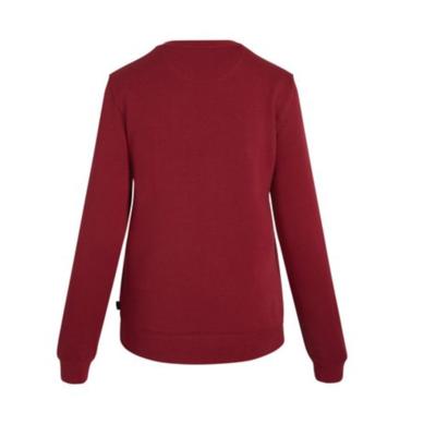 Women's sweatshirt Saucony Zinfandel Red, Saucony