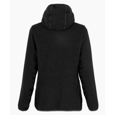 Women's winter jacket Salewa Fedaia Alpinewool black out 28050-0910, Salewa