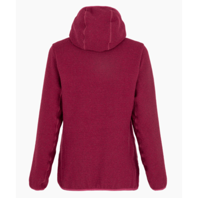 Women's winter jacket Salewa Fedaia Alpinewool rhodo red 28050-6361, Salewa