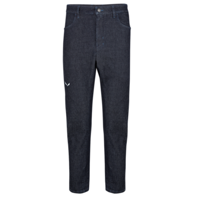 Men's trousers Salewa Pez AlpineWool blue jeans 28116-8600