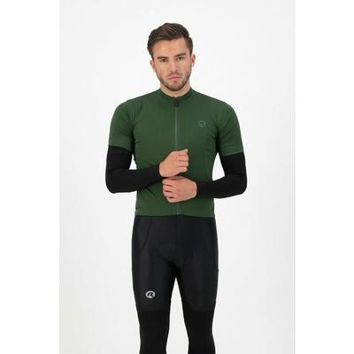 Rogelli Seamless elastic sleeves sleeves black ROG351068, Rogelli