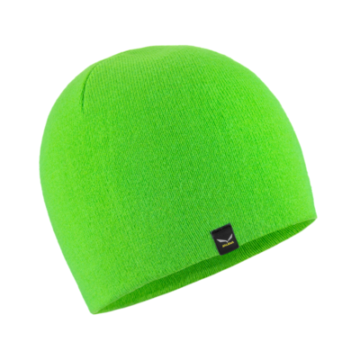 Winter hat Salewa Sella Ski Beanie pale frog 28171-5640