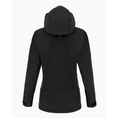 Women's winter jacket Salewa Comics Stormwall / Duras tretch black out 28176-0624, Salewa