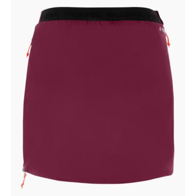 Women's winter skirt Salewa Ortles TirolWool rhodo now 28185-6360, Salewa