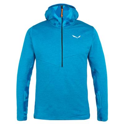 Men's sweatshirt Salewa Boe Merino cloisonne blue 28201-8660