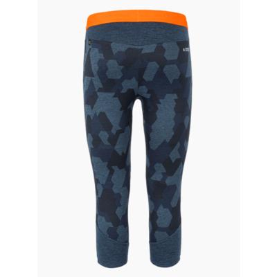Pants Salewa Boe Merino 3/4 navy blazer 28203-3960, Salewa