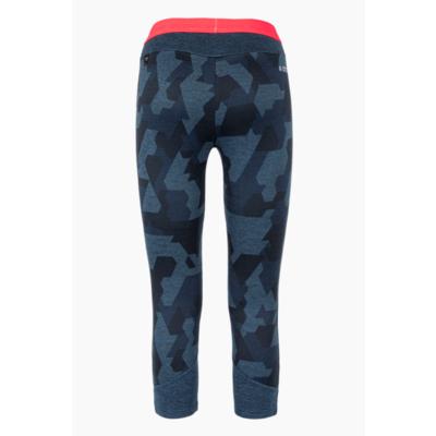 Women's panties Salewa Boe Merino 3/4 navy blazer 28204-3960, Salewa
