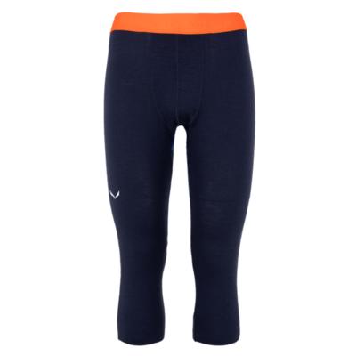 Pants Salewa Cristallo Warm Merino 3/4 navy blazer 28209-3960, Salewa