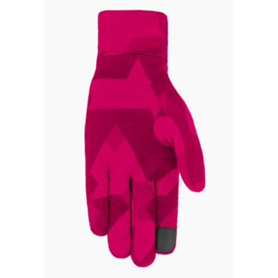 Gloves Salewa Crystal liner gloves rhodo camou 28214-6319, Salewa
