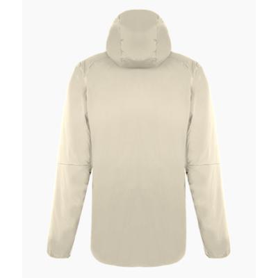 Women's winter jacket Salewa Ortles Tyrol Responsive stretch hooded oatmeal 28248-7260