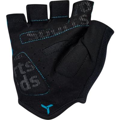 Women's gloves Silvini Enna WA1445 turquoise, Silvini