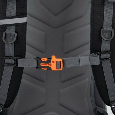 Freeride and alpine backpack Kilpi RISE-U Black, Kilpi