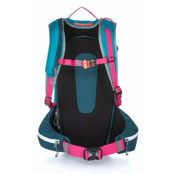 Freeride bag Kilpi GLACIER-U turquoise, Kilpi