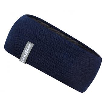 Men's merino Merband headband 1 blue, Husky